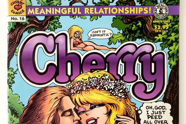 Cherry #16 (Kitchen Sink Comix, Cherry Comics, '91) Header