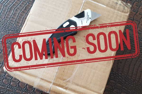 Sin City Collection | 1st Ever Unboxing Video, Coming Soon