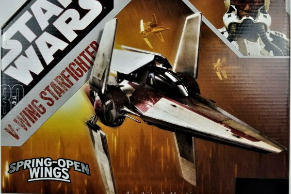 Star Wars 30th Anniversary Collection V-Wing Starfighter