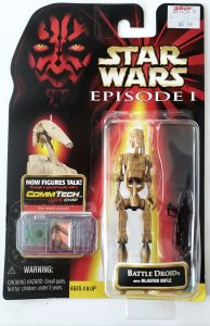 Star Wars, Episode I Collections - Battle Droid, Dirty