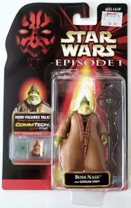 Star Wars, Episode I Collections - Boss Nass