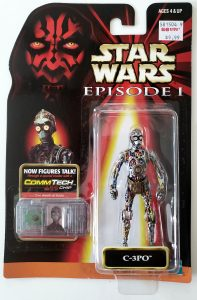 Star Wars, Episode I Collections - C-3PO