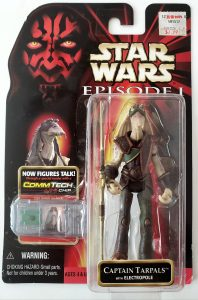 Star Wars, Episode I Collections - Captain Tarpals