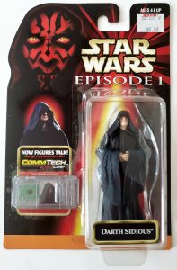 Star Wars, Episode I Collections - Darth Sidious