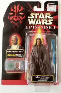 Star Wars, Episode I Collections - Mace Windu