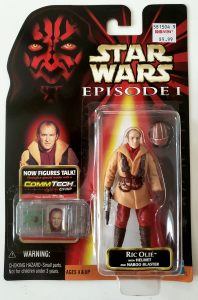 Star Wars, Episode I Collections - Ric Ollie