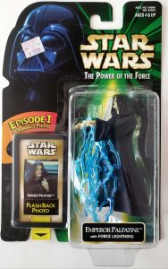Star Wars, Power of the Force - Emperor Palpatine (Flashback Photo)