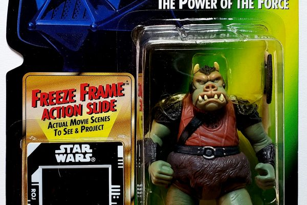 Star Wars, Power of the Force - Gamorrean Guard (Freeze Frame)