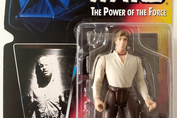 Star Wars, Power of the Force - Han Solo in Carbonite (Orange Card)