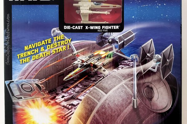 Mattel Star Wars Hot Wheels Death Star Trench Run Playset