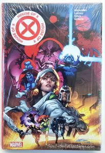 House of X/Powers of X Pepe Larraz Variant Hardcover, Collects House of X #1 - #6 AND Powers of X #1 - #6