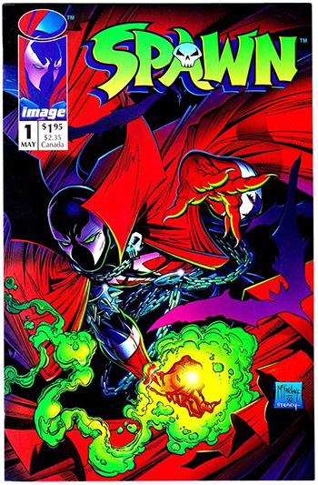 Sin City Collections, June 2020 Raffle | Spawn #1