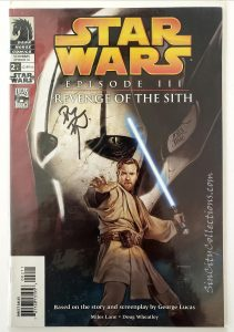 Dark Horse's Star Wars: Episode III - Revenge of the Sith Complete Set, #2 Signed by Dave Dorman through Dynamic Forces, Inc., #1083/5000