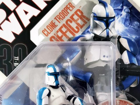 Star Wars 30th Anniversary Collections Figures Added Including Clone Trooper Officer, Commander Gree, Darth Maul...and More Header