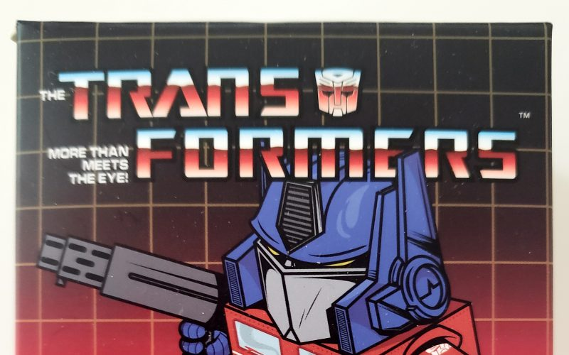 The Loyal Subjects Transformers (Hasbro) Action Vinyls Mystery Figure Header