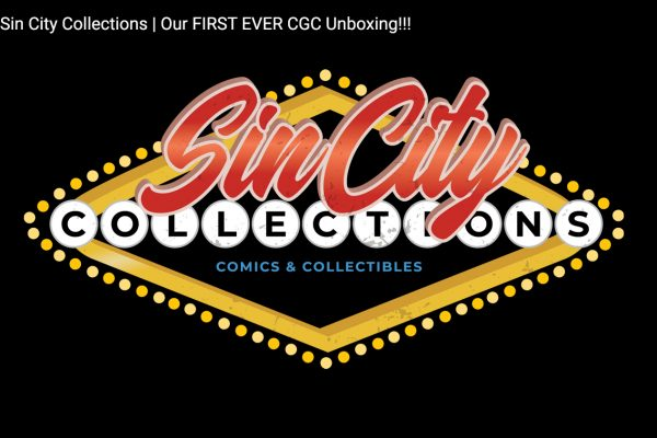 Sin City Collections | Our FIRST EVER CGC Unboxing!!! [July 22nd, 2020] Header