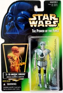 Star Wars, Power of the Force - 2-1B Medic Droid (Holofoil)