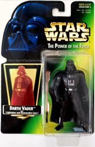 Star Wars, Power of the Force - Star Wars, Power of the Force - Darth Vader (Holofoil)