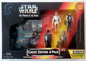 Star Wars, Power of the Force Classic Edition 4-Pack
